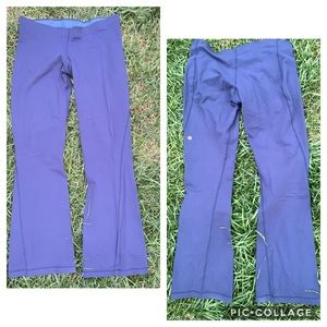 Lululemon leggings size 8 Flare